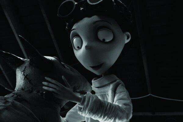 кадры и фото из фильма Франкенвини 3D