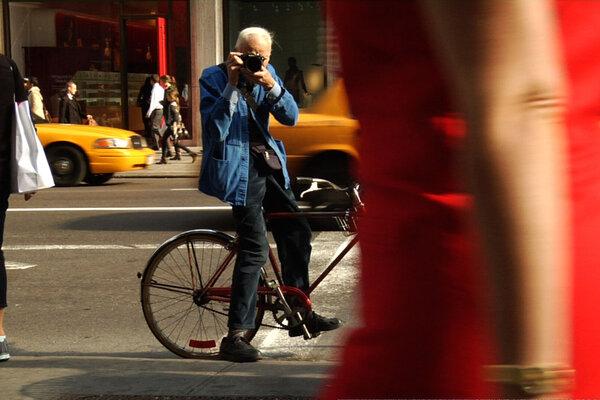 кадры и фото из фильма Билл Каннингем Нью-Йорк