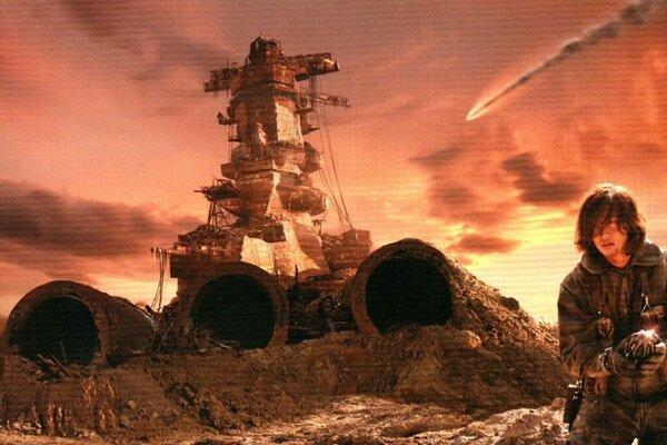 кадры и фото из фильма 2199: Космическая Одиссея
