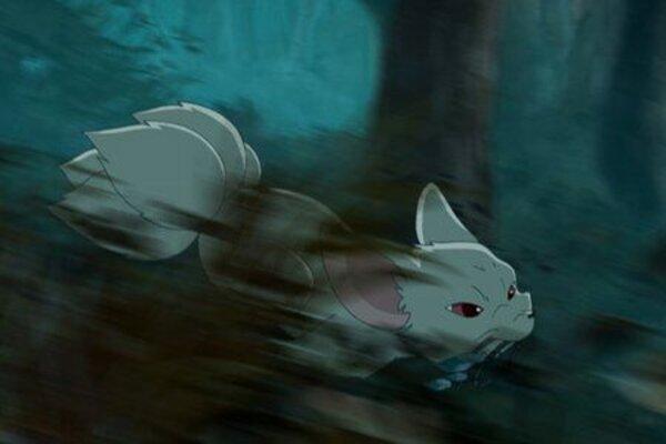 кадры и фото из фильма Девочка-лисичка