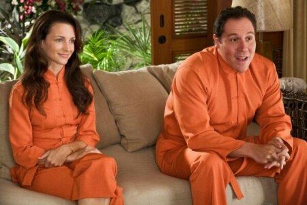 кадры и фото из фильма Формула любви для узников брака