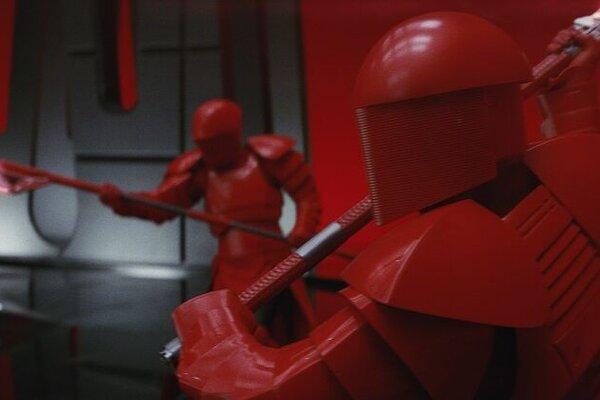 кадры и фото из фильма Звёздные Войны: Последние джедаи