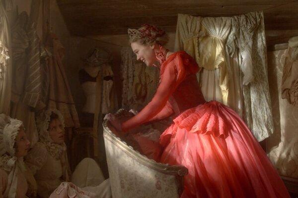 кадры и фото из фильма Красавица и чудовище