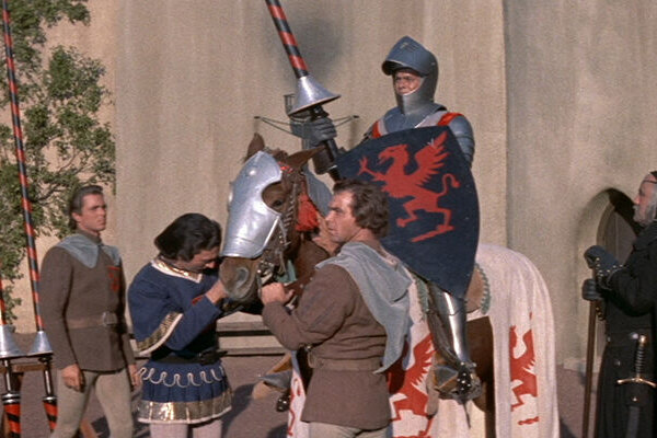 кадры и фото из фильма Черный щит Фолуорта
