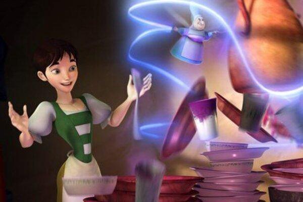кадры и фото из фильма Новые приключения Золушки