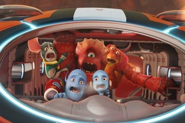 кадры и фото из фильма Побег с планеты Земля 3D