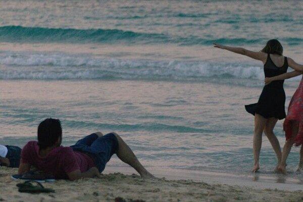 кадры и фото из фильма Синяя бездна