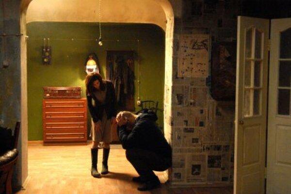 кадры и фото из фильма Каменная башка