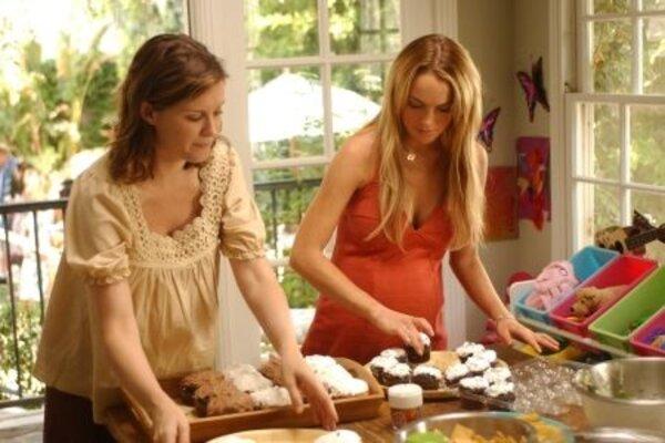 кадры и фото из фильма Временно беременна