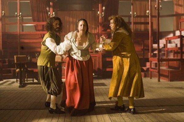 кадры и фото из фильма Рембрандт: Я обвиняю