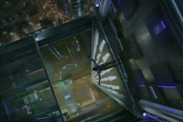 кадры и фото из фильма Случайный доступ 3D