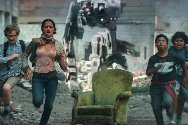 кадры и фото из фильма Трансформеры: Последний рыцарь