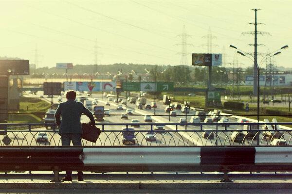 кадры и фото из фильма Москва, я терплю тебя