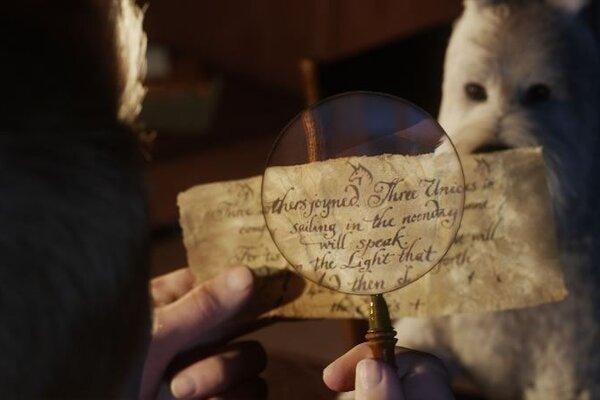 кадры и фото из фильма Приключения Тинтина: Тайна единорога IMAX 3D