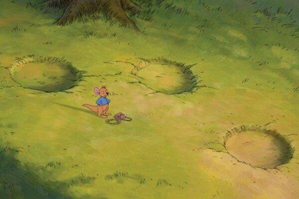 кадры и фото из фильма Винни и Слонотоп