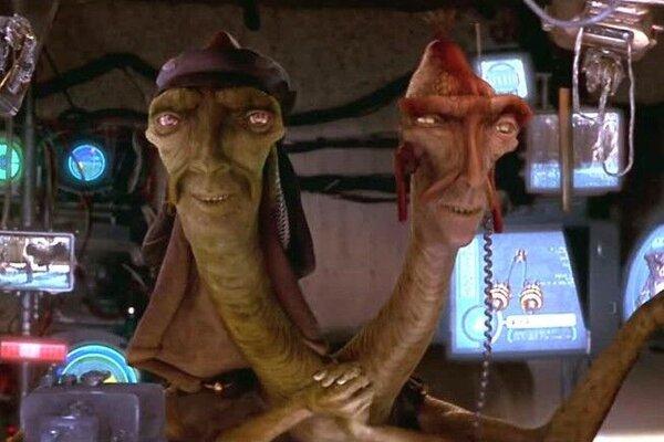 кадры и фото из фильма Звездные войны: эпизод I - Скрытая угроза
