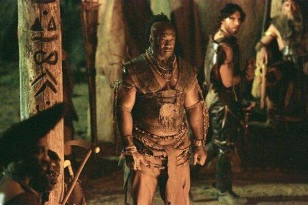 кадры и фото из фильма Царь Скорпионов