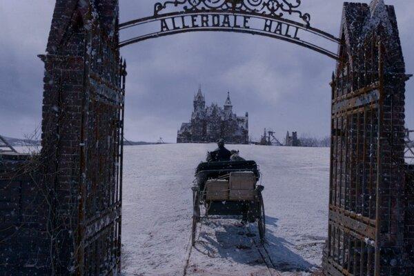 кадры и фото из фильма Багровый пик IMAX