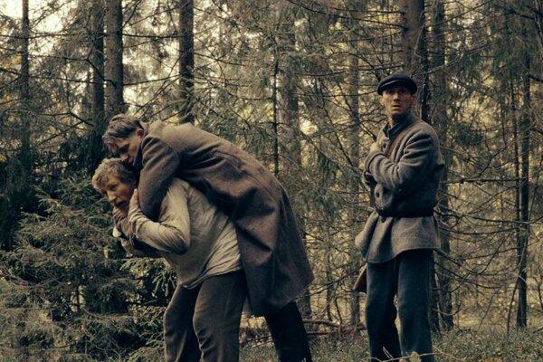 кадры и фото из фильма В тумане