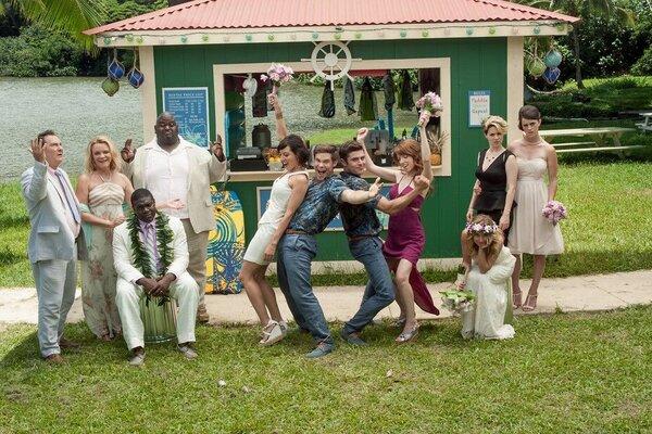 кадры и фото из фильма Свадебный угар