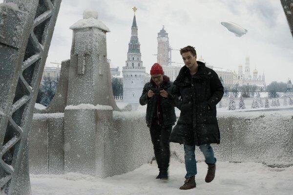кадры и фото из фильма Черновик