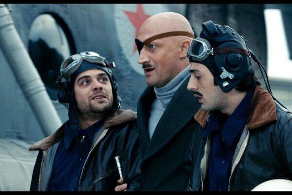 кадры и фото из фильма Залетчики