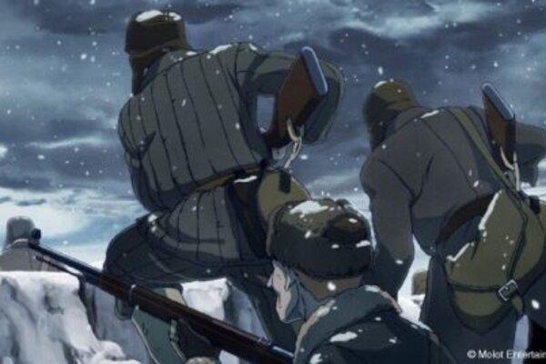 кадры и фото из фильма Первый отряд