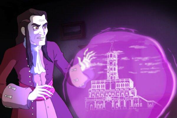 кадры и фото из фильма Чародей равновесия. Тайна Сухаревой башни 3D