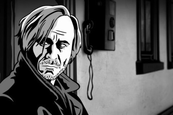 кадры и фото из фильма Алоис Небель и его призраки