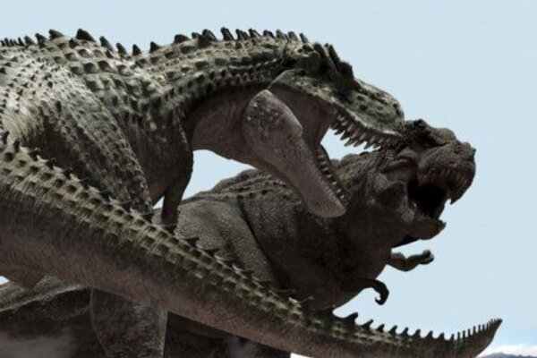 кадры и фото из фильма Тарбозавр 3D