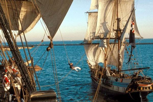 кадры и фото из фильма Пираты Карибского моря: Проклятие черной жемчужины