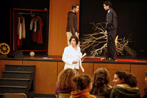 кадры и фото из фильма Последний урок