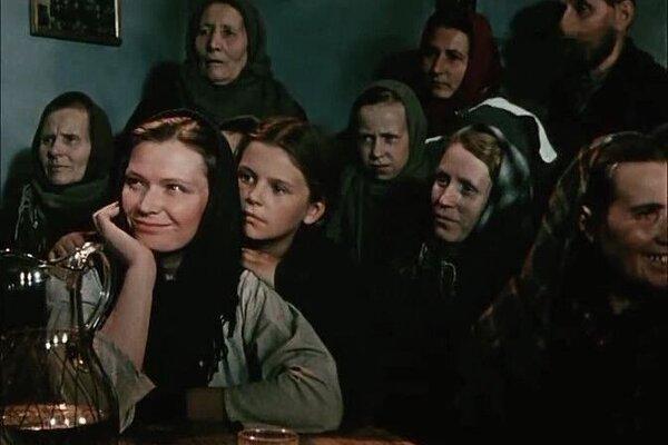 кадры и фото из фильма Хмурое утро