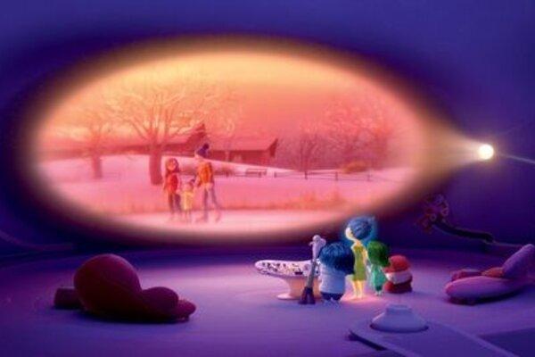 кадры и фото из фильма Головоломка