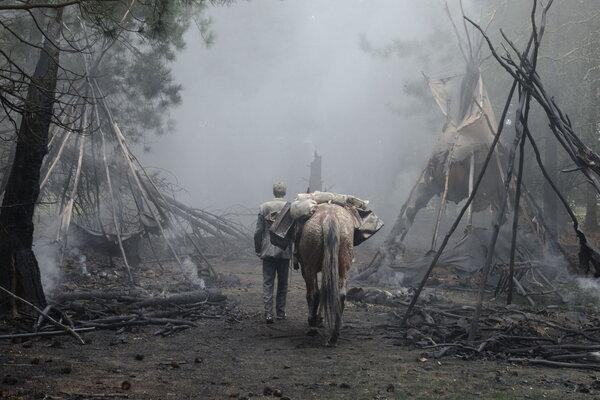 кадры и фото из фильма Строго на запад