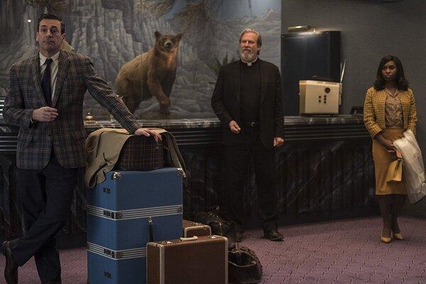 кадры и фото из фильма Ничего хорошего в отеле «Эль Рояль»