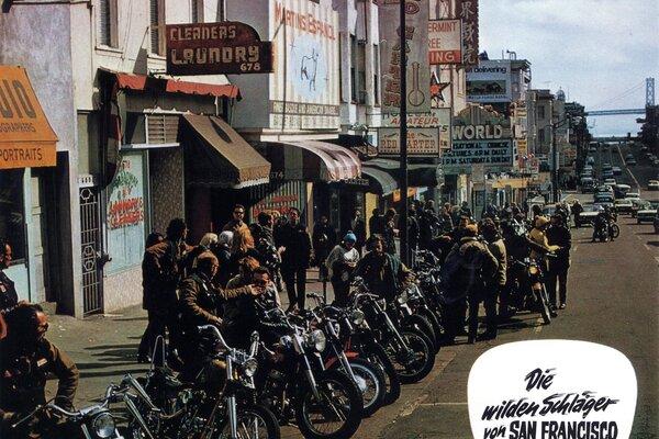 кадры и фото из фильма Мотоангелы ада
