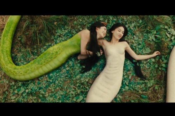 кадры и фото из фильма Чародей и Белая змея