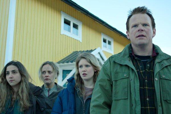 кадры и фото из фильма Добро пожаловать в Норвегию