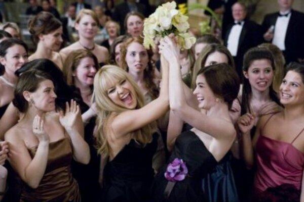 кадры и фото из фильма Война невест