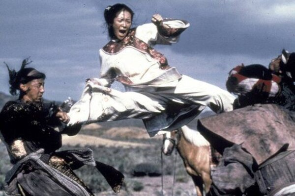 кадры и фото из фильма Крадущийся тигр, затаившийся дракон