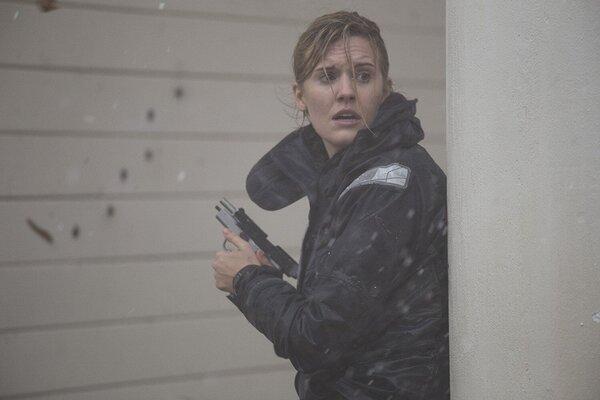 кадры и фото из фильма Ограбление в ураган
