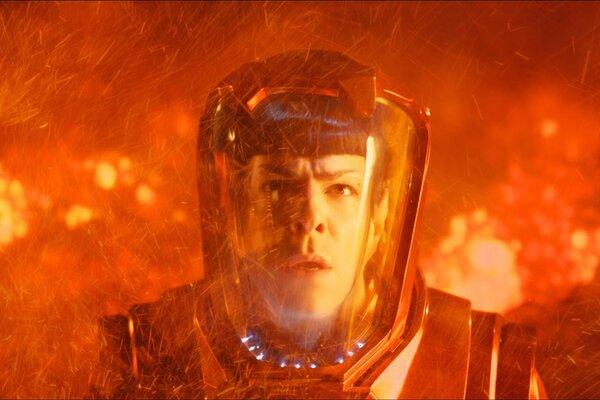 кадры и фото из фильма Стартрек: Возмездие 3D