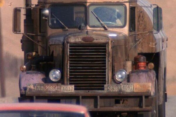 кадры и фото из фильма Дуэль