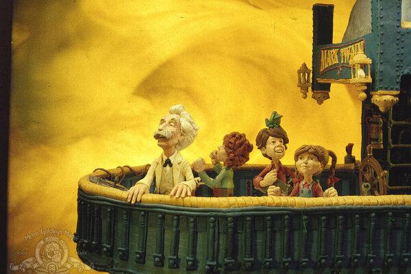 кадры и фото из фильма Приключения Марка Твена