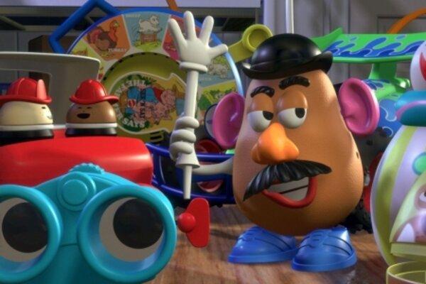 кадры и фото из фильма История игрушек 3D
