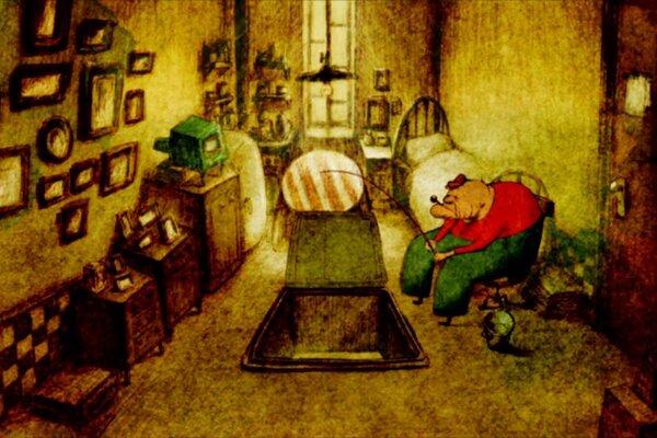 кадры и фото из фильма Домик из кубиков