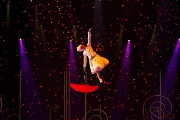 кадры и фото из фильма Cirque du Soleil: Сказочный мир