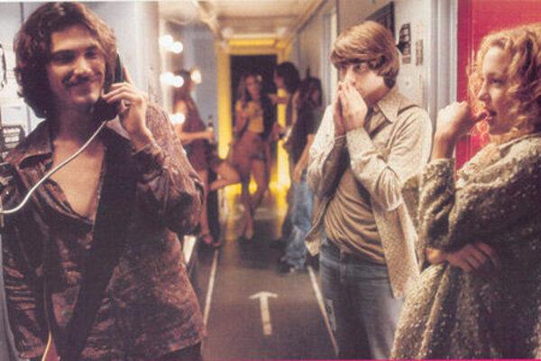кадры и фото из фильма Почти знаменит