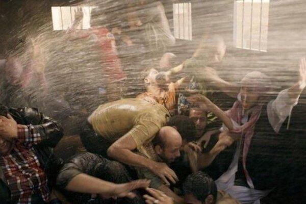 кадры и фото из фильма Столкновение